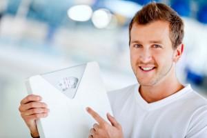 Vægttab kan fås ved at følge en god kostplan